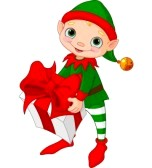16435104-christmas-elf-holding-gift