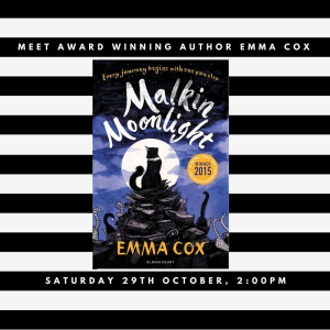 meet award winning author emma cox
