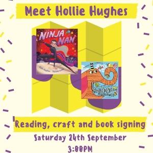 Meet Hollie Hughes