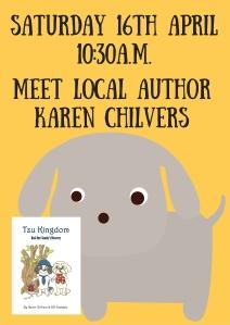 Meet local authorKaren Chilvers