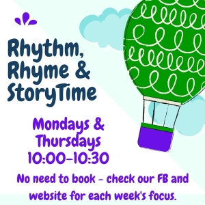 Rhythm & Rhyme Time (1)