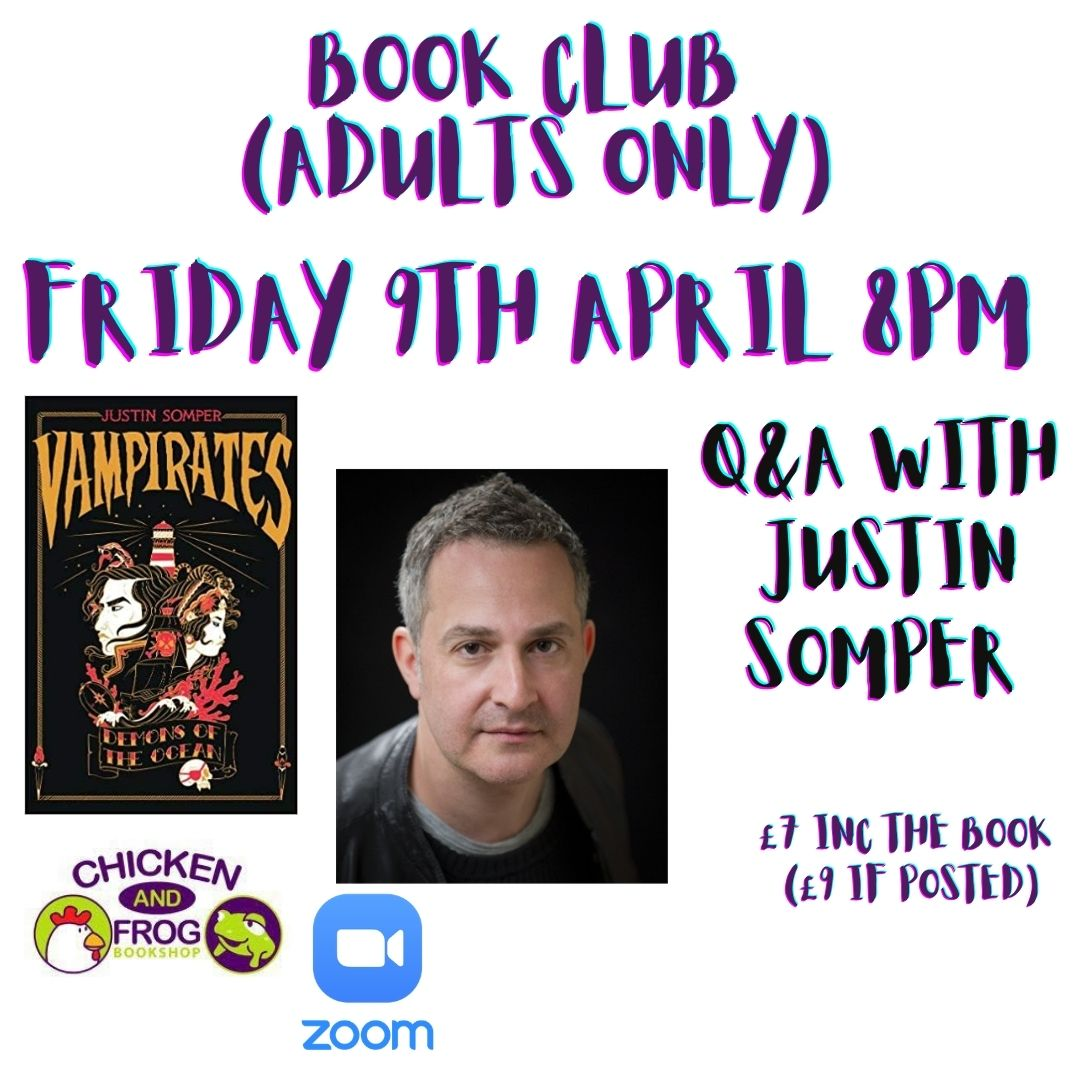 BOOK CLUB (ADULTS ONLY)