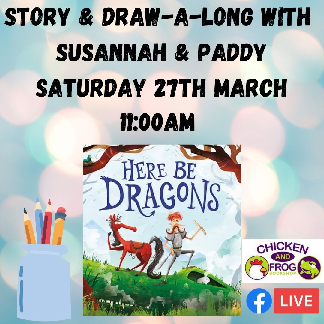 STORY & CRAFT WITH MARJOKE!