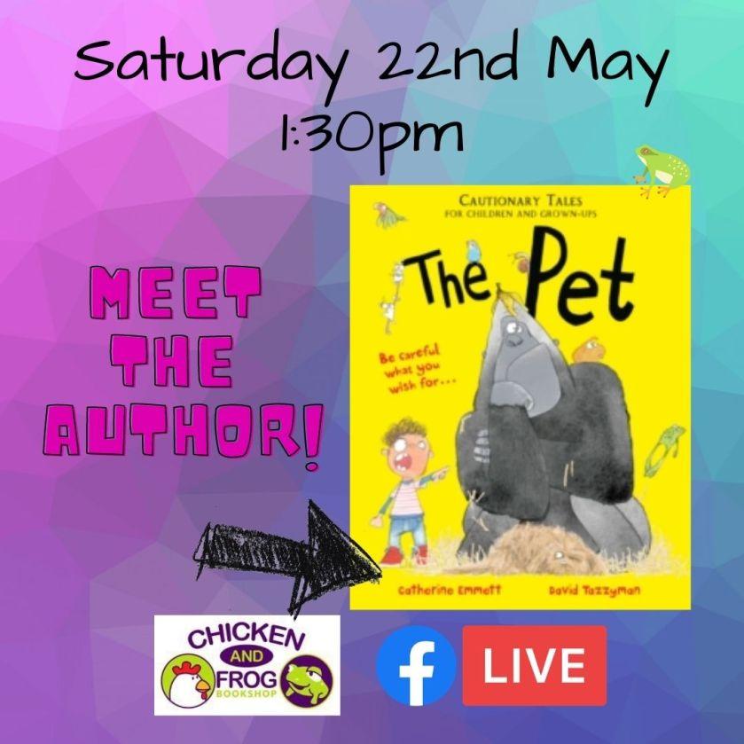Saturday 22nd May 100pm-1