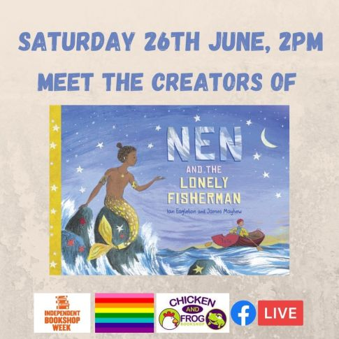 Meet the creators of Nen and the Lonely Fisherman